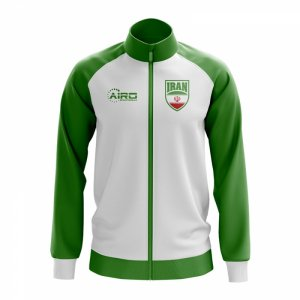 Iran Concept Football Track Jacket (White)