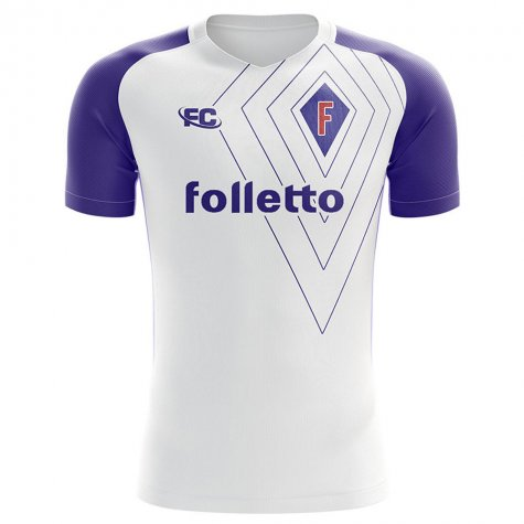 2018-2019 Fiorentina Fans Culture Away Concept Shirt - Kids
