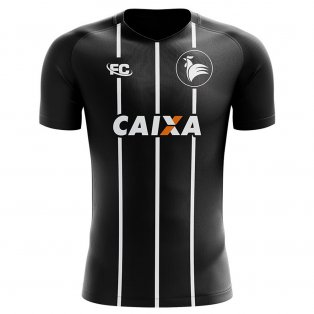 2018-2019 Atletico Mineiro Fans Culture Home Concept Shirt - Kids
