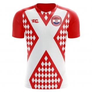 2db599bdd Croatia Kit   Football Shirts at UKSoccershop.com
