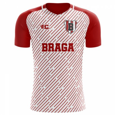 2018-2019 Braga Fans Culture Home Concept Shirt