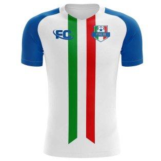 2018-2019 Italy Fans Culture Away Concept Shirt - Kids