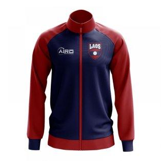 Laos Concept Football Track Jacket (Navy)