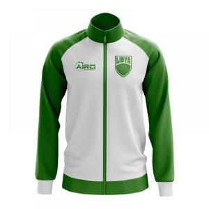 Libya Concept Football Track Jacket (White)
