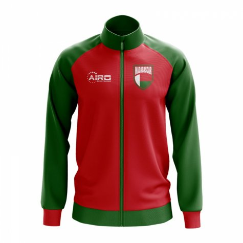 Madagascar Concept Football Track Jacket (Red)