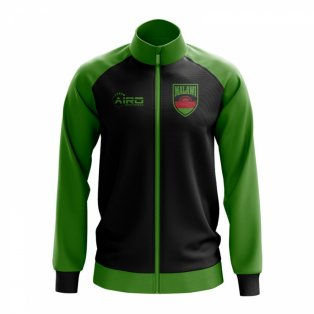 Malawi Concept Football Track Jacket (Black)