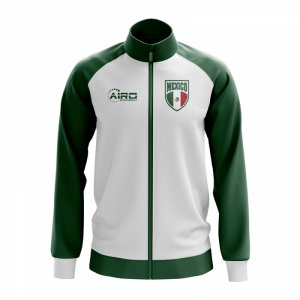 Mexico Concept Football Track Jacket (White)