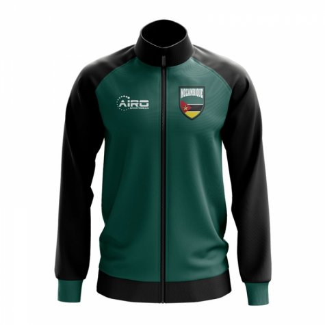 Mozambique Concept Football Track Jacket (Green)