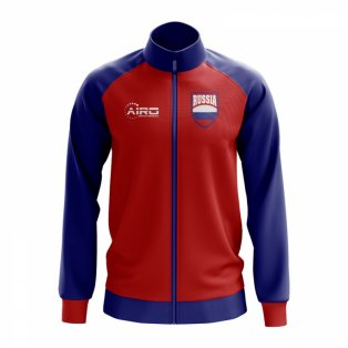 Russia Concept Football Track Jacket (Red)