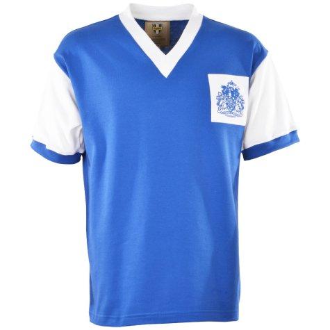 Halifax Town 1960-1962 Retro Football Shirt
