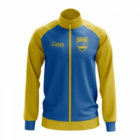 Rwanda Concept Football Track Jacket (Sky)