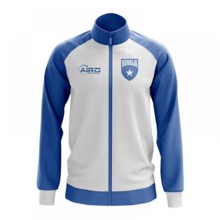 Somalia Concept Football Track Jacket (White)