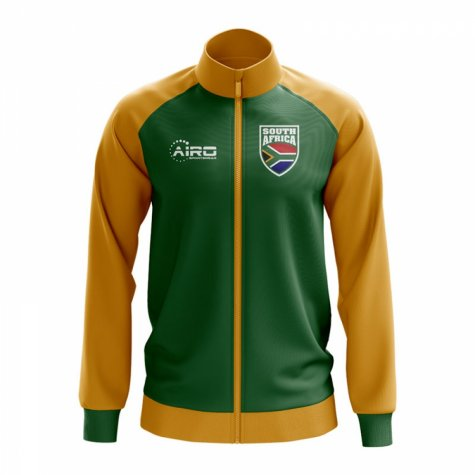 South Africa Concept Football Track Jacket (Green)