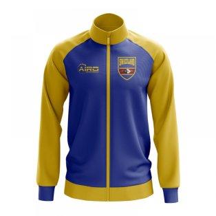 Swaziland Concept Football Track Jacket (Sky)