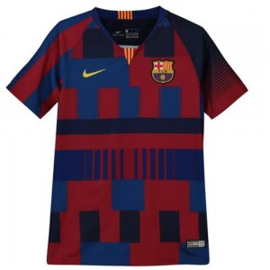2018-2019 Barcelona Anniversary Nike Shirt (Kids)
