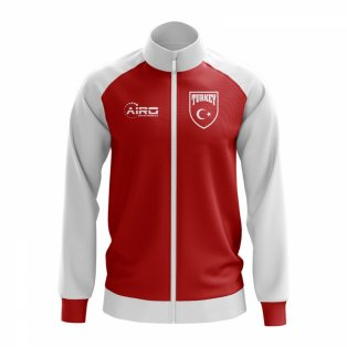Turkey Concept Football Track Jacket (Red)