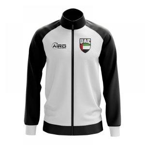 Uae Concept Football Track Jacket (White)