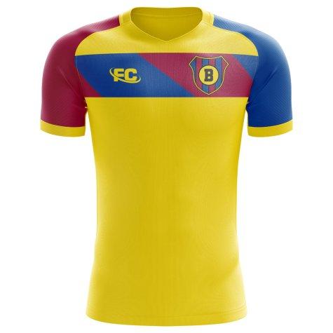 2018-2019 Barcelona Fans Culture Away Concept Shirt