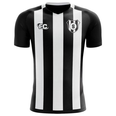 2018-2019 Santos Fans Culture Away Concept Shirt - Kids