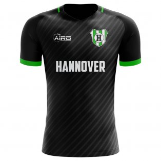 2020-2021 Hannover Away Concept Football Shirt