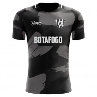 2019-2020 Botafogo Away Concept Football Shirt - Womens