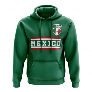 Mexico Core Football Country Hoody (Green)