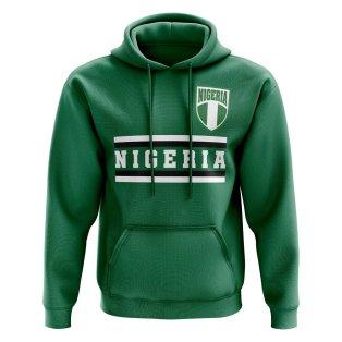 Nigeria Core Football Country Hoody (Green)
