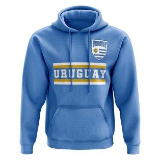 f0c9844e31a Uruguay Core Football Country Hoody (Sky)