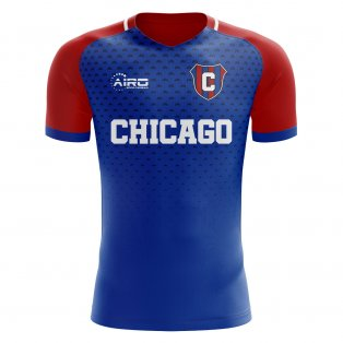 2019-2020 Chicago Away Concept Football Shirt - Kids