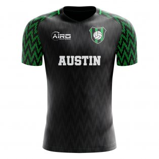 2019-2020 Austin Home Concept Football Shirt - Kids