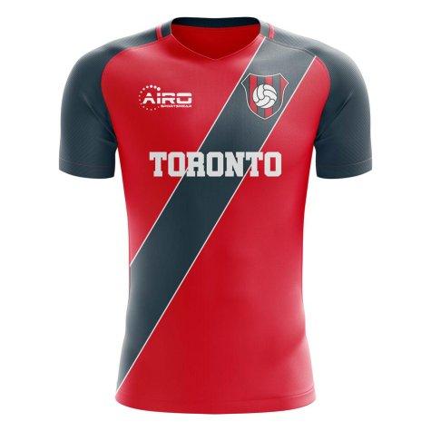 2019-2020 Toronto Home Concept Football Shirt