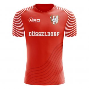 2020-2021 Fortuna Dusseldorf Home Concept Football Shirt