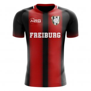 2019-2020 Freiburg Home Concept Football Shirt