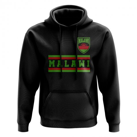 Malawi Core Football Country Hoody (Black)