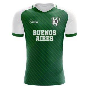 2020-2021 Banfield Home Concept Football Shirt