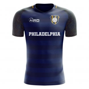 2019-2020 Philadelphia Home Concept Football Shirt - Little Boys