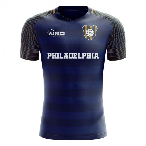 2020-2021 Philadelphia Home Concept Football Shirt - Baby