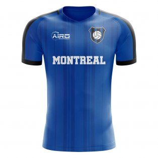2019-2020 Montreal Home Concept Football Shirt