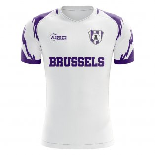 2020-2021 Anderlecht Away Concept Football Shirt