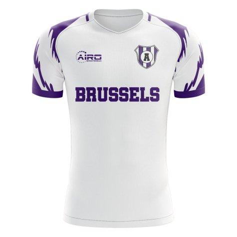 2019-2020 Anderlecht Away Concept Football Shirt