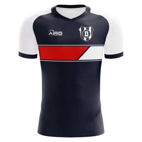 2019-2020 Dundee Home Concept Football Shirt - Womens