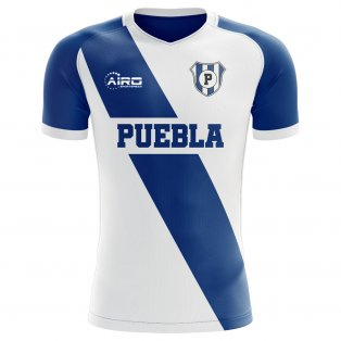 2019-2020 Puebla Home Concept Football Shirt