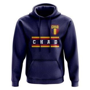 Chad Core Football Country Hoody (Navy)