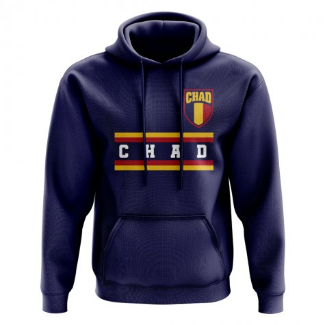 Chad Core Football Country Hoody (Navy)