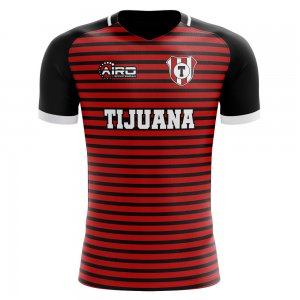 2019-2020 Club Tijuana Home Concept Football Shirt
