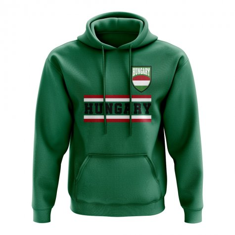 Hungary Core Football Country Hoody (Green)