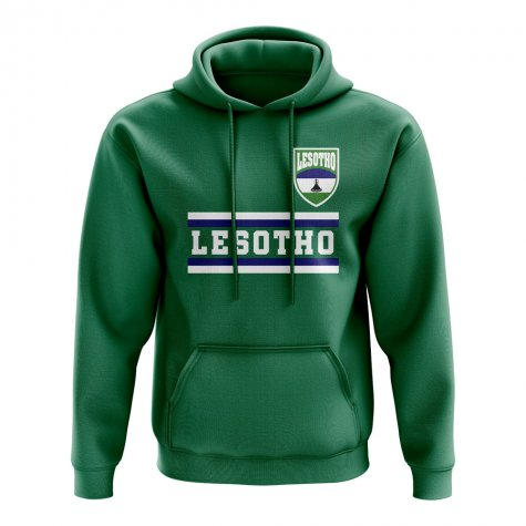 Lesotho Core Football Country Hoody (Green)