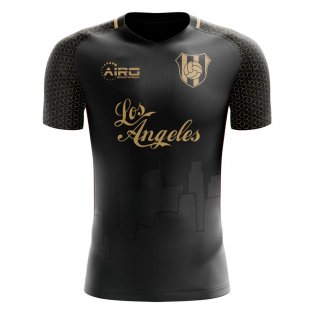 2020-2021 Los Angeles Home Concept Football Shirt