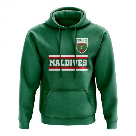 Maldives Core Football Country Hoody (Green)