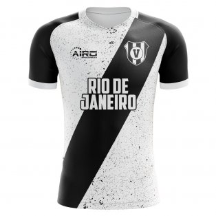 2019-2020 Vasco da Gama Home Concept Football Shirt - Little Boys